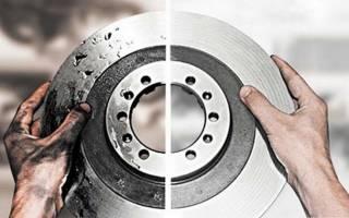 Как проточить тормозные диски в домашних условиях