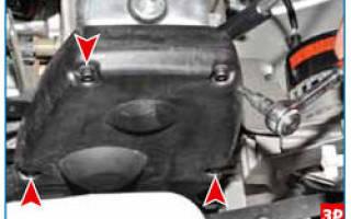 Как открутить шкив коленвала гранта