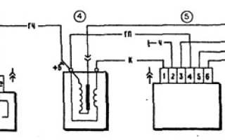 Как установить бесконтактное зажигание на ваз 2121