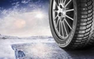 Как узнать год выпуска шины гудиер