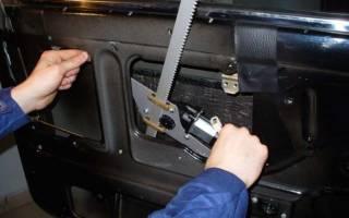 Как подсоединить кнопку стеклоподъемника