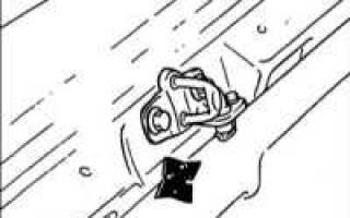 Как поменять ремень гидроусилителя на хендай акцент