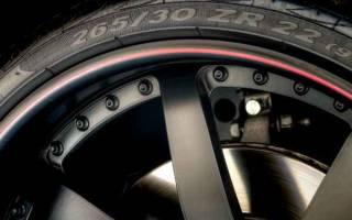 Какое давление должно быть в низкопрофильных шинах