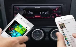 Как подключить телефон к модулятору в машине
