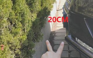 Как ориентироваться по зеркалам в машине