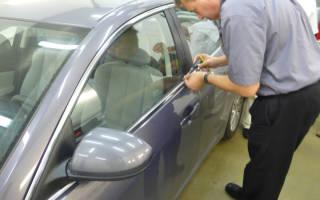Как открыть авто ключи в машине