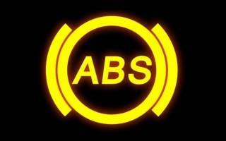 Как работает датчик abs