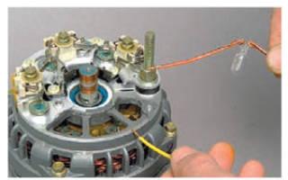 Как проверить генератор лада калина
