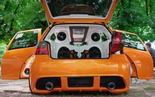 Как сделать хороший звук в машине