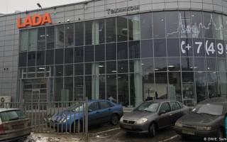 Лидер продаж автомобилей 2020 в россии