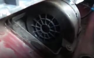 Как снять салонный фильтр ваз 2114