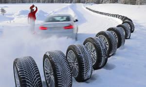 Тест зимних колес 2020