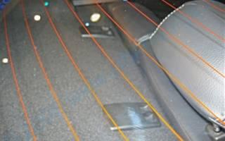 Как проверить обогреватель заднего стекла