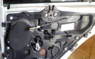 Как разобрать крышку багажника
