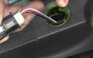 Как подсоединить провода к прикуривателю