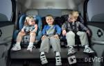 Лучшее детское автокресло по краш тестам 2020