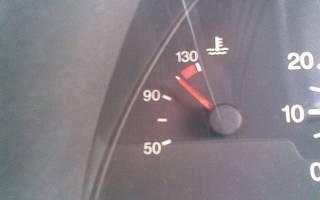Признаки завоздушенности системы охлаждения