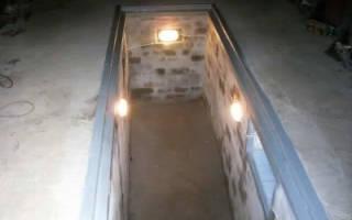 Как сделать вентиляцию в гараже смотровой ямы