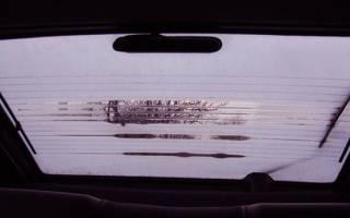 Как проверить подогрев лобового стекла