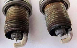 Как проверить работу свечей зажигания на инжекторе