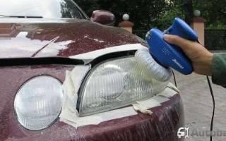 Как обновить фары у автомобиля