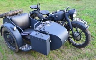 Как сделать люльку на мотоцикл
